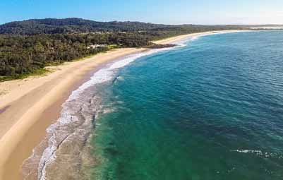 NSW South Coast Beaches