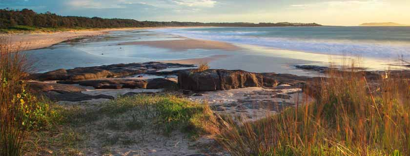 Pristine Kioloa Beach NSW